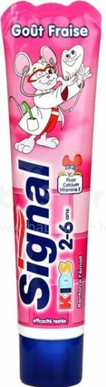 Signal Kids For Girls Art.555419 zobu pasta bērniem, 50ml