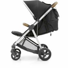 BabyStyle Art.10103 Oyster Zero - Ink Black Četrriteņu sporta ratiņi