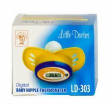 Little Doctor Art.LD-303 Bērnu māneklītis knupis-termometrs