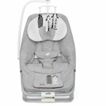 Joie'20 Dreamer™ w/ Infant  Art.B1207BAPTC000 Petite City Šūpuļkrēsls