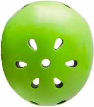 KinderKraft'18 Safety Green Art.KKZKASKSAFGRE0 Certificēta, regulējama ķivere bērniem  M (48-52 cm)