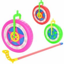 BebeBee Big Art.294571 Bērnu stumjamā rotaļlieta Ritenis (diametrs 23cm)
