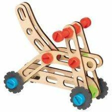 Goki Suitcase Art.58737 Koferis ar instrumentiem