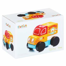 Cubika Art.LM-7 Koka mašīna Ceļojošais cirks