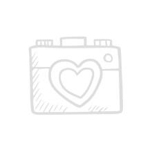 Drewex Kuba II Art.7109 White Bērnu kokā gultiņa ar kasti 120x60cm