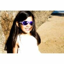 Shadez Classic White Junior Art.SHZ11 Bērnu saulesbrilles, 3-7 gadi