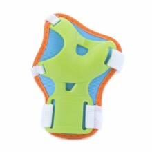 Spokey Art.9200/920000/920001/920002 Plaukstu, elkoņu un ceļu aizsargu komplekts bērniem