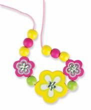 Melissa&Doug Flower Beads Art.18827 Koka pērlītes