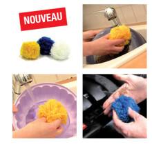 Ecowashball Trauku Mazgāšanas bumbas (3 gab.)