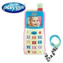 Playgro Art. 111782 My First Mobile Phone Bērnu mīksts telefons