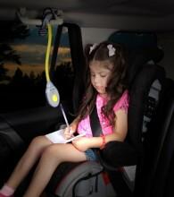 Sunshine Kids 30230 Bērnu ceļošanas led gaismiņa lasīšanai