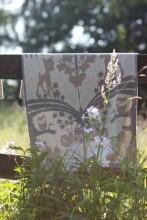 Fabulous Goose Bambi Organic Dabīgas kokvilnas plediņš bērniem 75x100 cm