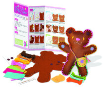 4M Teddy bear 00-02745 Izdari Komplekts izdari pats Lācis Teddy