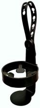 UniBaby Universal Cups Holder for Strollers  Art.50 Black Universālais pudelīšu turētājs