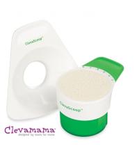 Cleva Mama Art. 7004 ClevaScoop Formula Scoop Piena pulveris mērīšana