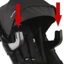 Nuna Pepp/Luxx Art. AD-02-001GL Adapteri bērnu uutosēdeklim Maxi Cosi/Cybex/Bebe Confort
