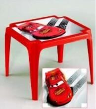 Disney Furni Cars 800010 Play Table garden table Bērnu rotaļu galdiņš (8009271009455)