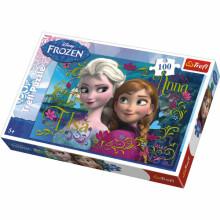 Trefl Frozen 16255T Puzzle Ledus sirds
