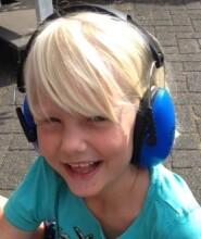 Jippie's Art.858513 trokšņus slāpējošas austiņas bērniem