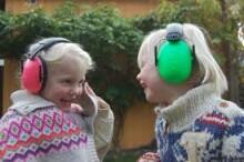 Jippie's Art.858412 Pink  trokšņus slāpējošas austiņas bērniem