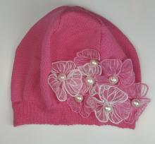 Nikola Art.17V33 Bērnu cepure no 100% kokvilnas