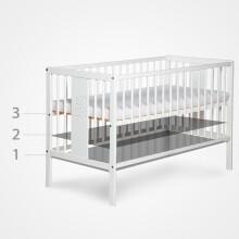 Klups Paula Latte Bērnu gultiņa